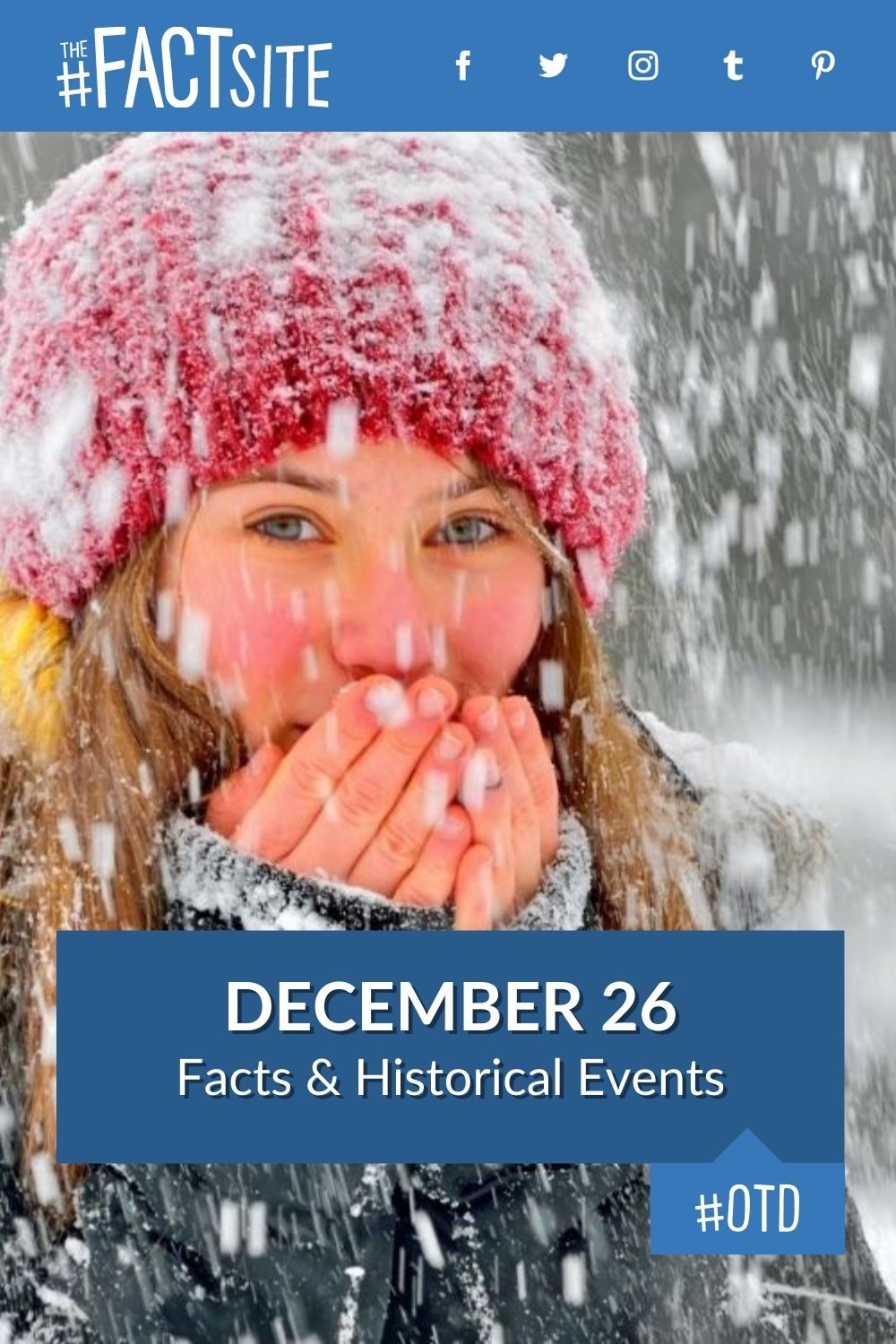 Facts & Historic Events That Happened on December 26