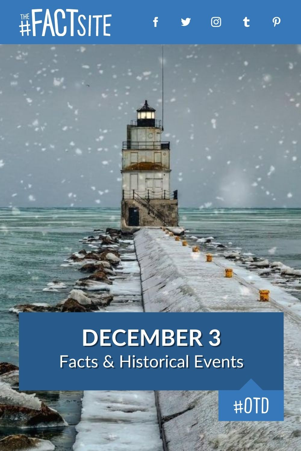Facts & Historic Events That Happened on December 3