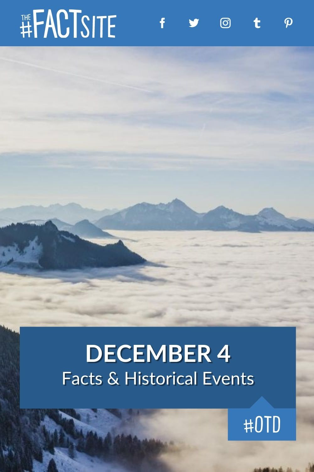 Facts & Historic Events That Happened on December 4